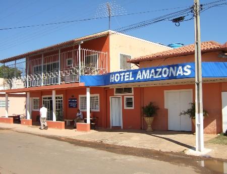 Hotel E Restaurante As Avenida Frontal 721 Tél 00 55 62 3343 1378 Fax 2317 Mail Hotelas Terra Br