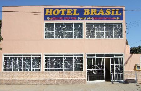 Hotel Brasil Avenida Frontal 681 Tél 00 55 62 3343 1348